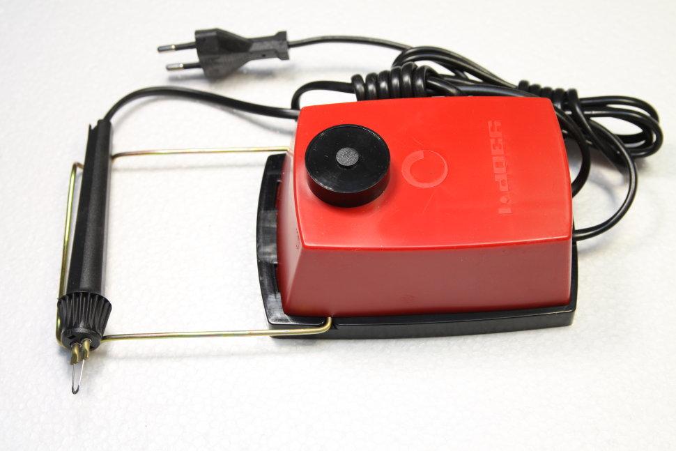 """Купить Выжигательный прибор """"Узор-1"""" с гильошированием (для IC710"""